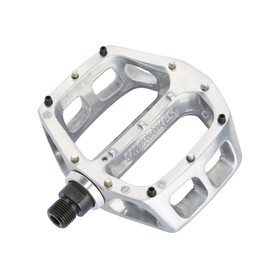 DMR V8 Pedal polished silber